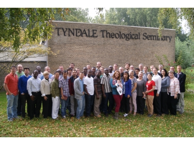 Tyndale Students, Faculty and Staff